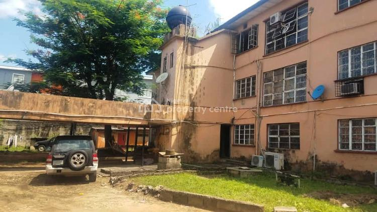 Corner Piece Demolishable Building on a Major Road., Ilupeju, Lagos, Commercial Property for Sale