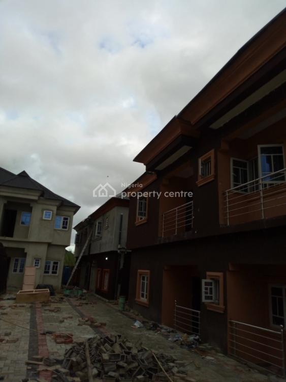 Newly Built 2 Bedroom Flat, Marshy Hill Estate, Ado, Ajah, Lagos, Flat for Rent
