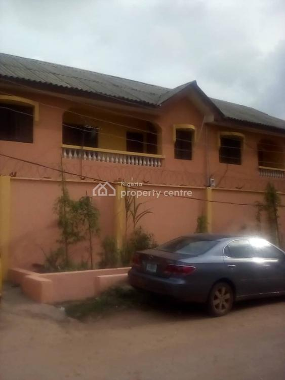 a Solid Block of 4 Units of 3 Bedroom Flat, Oke Afa, Isolo, Lagos, Block of Flats for Sale