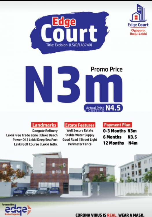 Prime Location for Investment, Dangote Refinery Road, Ogogoro, Ibeju Lekki, Lagos, Land for Sale