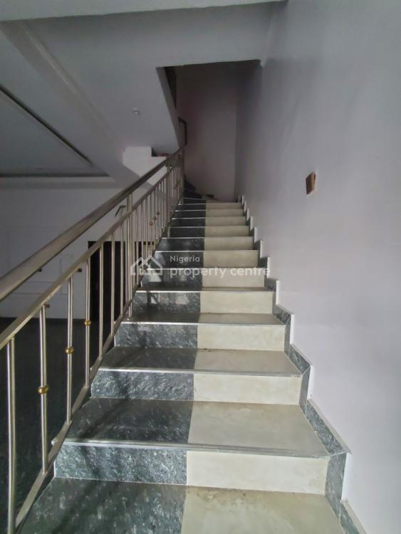 Newly Built and Well Finished 4 Bedroom Terrace Duplex, Chevron Drive, Lekki, Lagos, Terraced Duplex for Sale