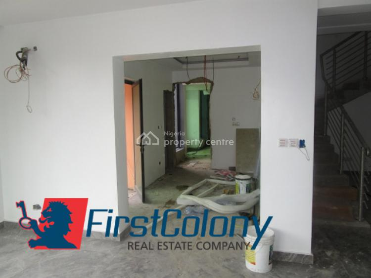 Ongoing Luxury 4 Bedroom Maisonette with Excellent Facilities, Off Alfred Rewane Road, Old Ikoyi, Ikoyi, Lagos, Flat for Sale