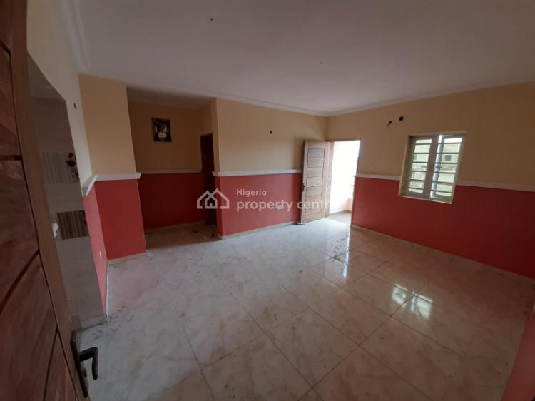 Brand New 2 Bedrooms Flat in an Estate, Directly on a Tarred Road, Sangotedo, Ajah, Lagos, Flat for Rent