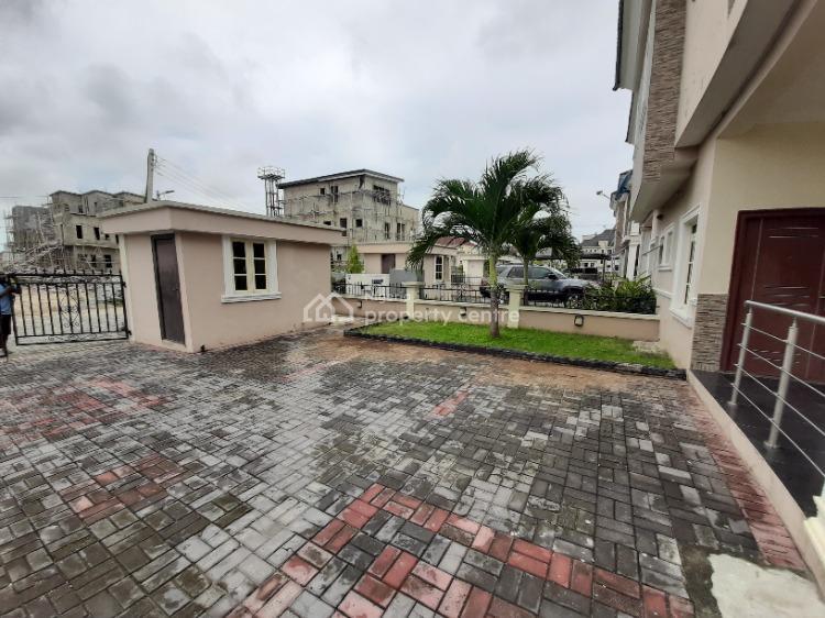 Lovely 4 Bedroom Duplex with 2 Rooms Bq, Victory Park Estate, Osapa, Lekki, Lagos, Semi-detached Duplex for Rent