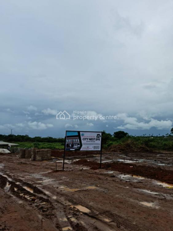 Most Adorable Estate. Near The Road, City Nest Estate, Poka Town, Epe, Lagos, Mixed-use Land for Sale