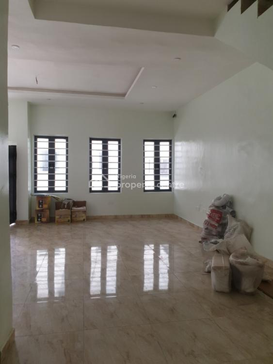 Pay in 4/5months-luxury 4 Bedrooms Semi Detached Duplex with Bq, Agungi, Lekki, Lagos, Semi-detached Duplex for Sale