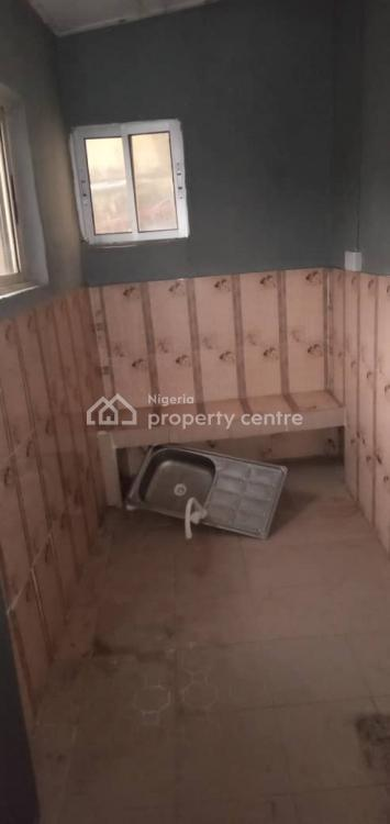 a Room Self Contained, Olowoira, Omole Phase 2, Ikeja, Lagos, Self Contained (single Rooms) for Rent