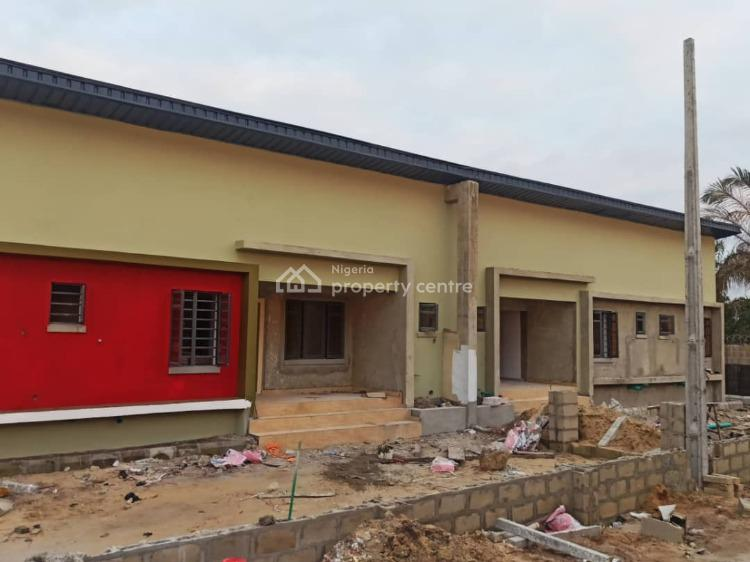 Luxury 3 Bedroom Semi Detached Bungalow, Lekki Epe Expressway, Awoyaya, Ibeju Lekki, Lagos, Semi-detached Bungalow for Sale