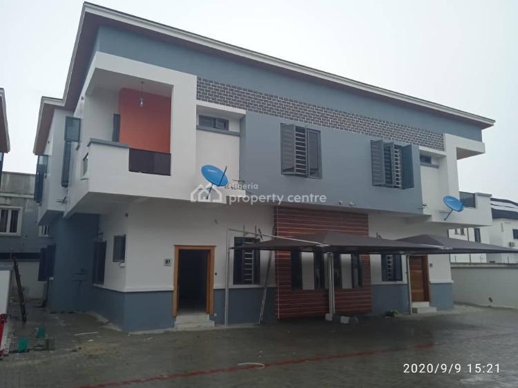 4 Bedrooms Semi Detached Duplex with Bq, Edens Court, Ikota, Lekki, Lagos, Detached Duplex for Sale