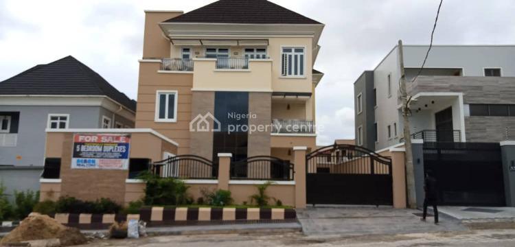 Tastefully Finished 5 Bedroom Fully Detached Duplex, Omole Phase 1, Ikeja, Lagos, Detached Duplex for Sale