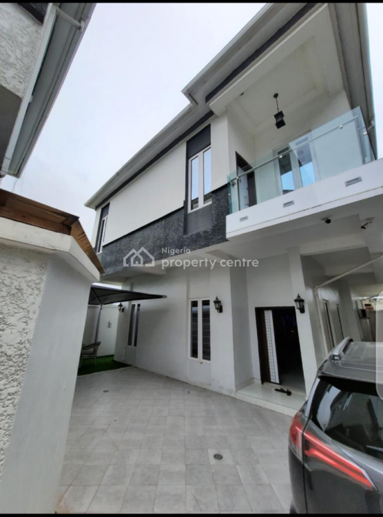 Well Furnished Luxury 5 Bedrooms Fully Detached Duplex, Chevy View Estate, Lekki, Lagos, Detached Duplex for Sale