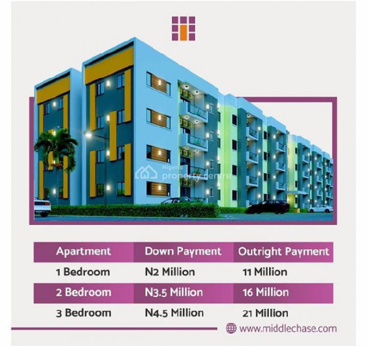 Luxury Apartments, Fairfield Apartment, Abijo, Ibeju Lekki, Lagos, Block of Flats for Sale