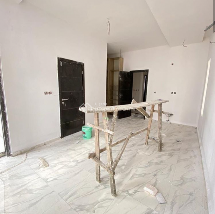 Fully Serviced 4 Bedrooms Terraced Duplex, Behind Oral Estate, Orchid Hotel Road, 2nd Toll Gate, Lafiaji, Lekki, Lagos, Terraced Duplex for Sale