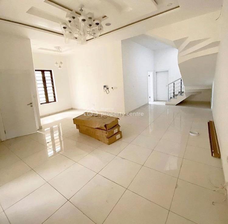 Exotic 4 Bedroom Semi-detached Duplex with a Room Bq, Lekki County Homes, Lekki, Lagos, Semi-detached Duplex for Sale