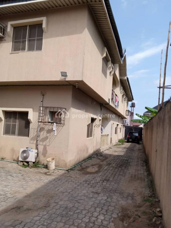 5 Bedrooms Detached Duplex with 4 Units of 2 Bedrooms Flat, Ago Palace Way, Okota, Isolo, Lagos, Detached Duplex for Sale