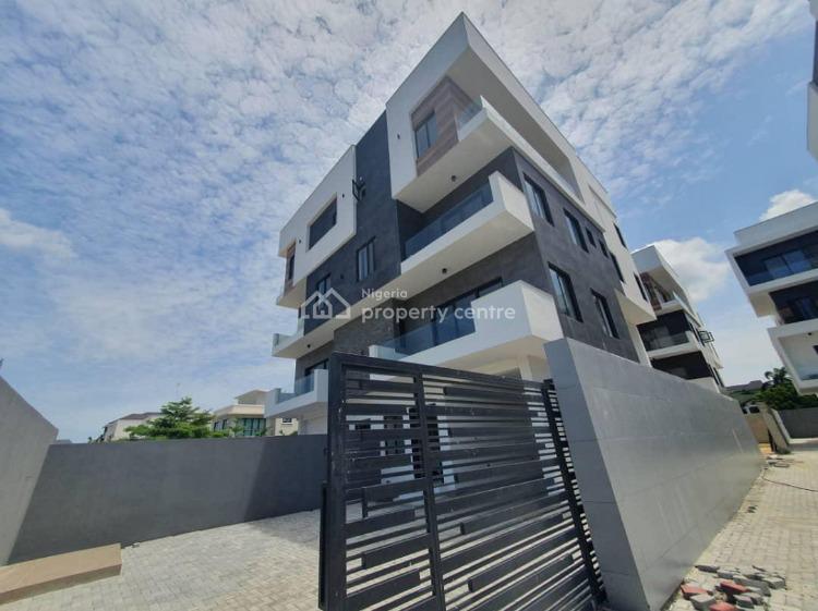 5 Bedrooms Semi-detached Duplex All Room Ensuit with a Guest Toilet, Banana Island, Ikoyi, Lagos, Semi-detached Duplex for Sale