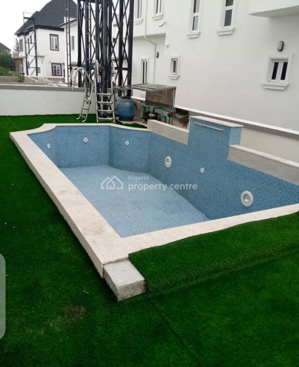 5 Bedroom Detached Duplex with Swimming Pool, Megamound Estate, Lekky County Homes, Ikota, Lekki, Lagos, Detached Duplex for Sale