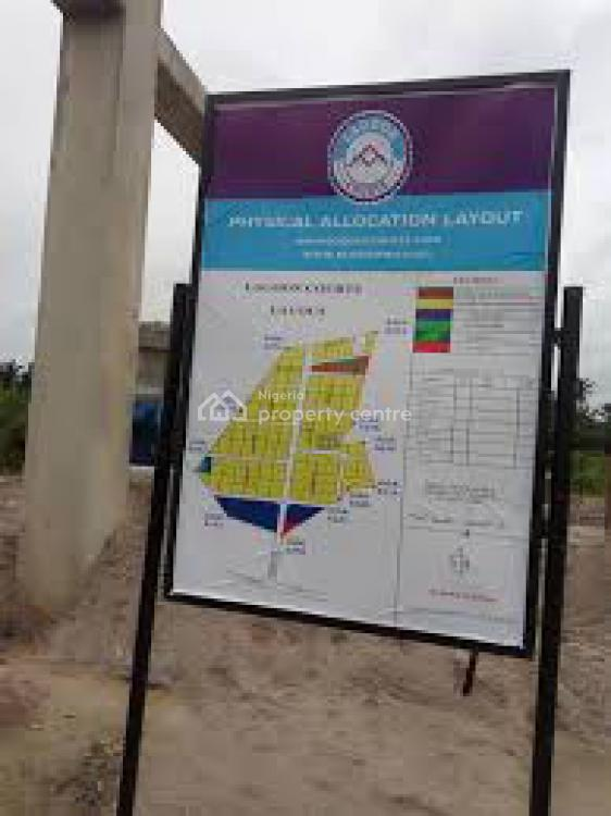 Commercial Land with Excision, Lagoon Court Estate Agbe Town, Adeba, Ibeju Lekki, Lagos, Commercial Land for Sale