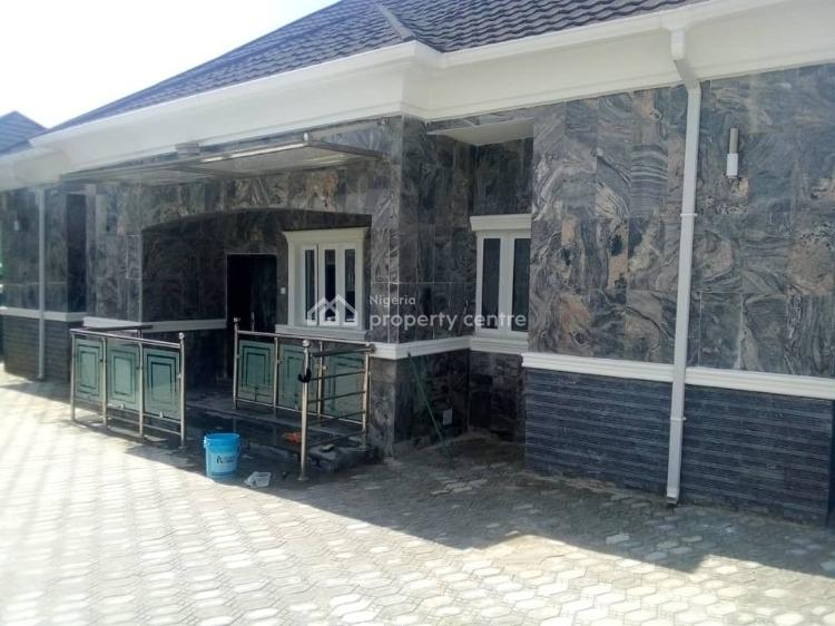 Luxury 3 Bedrooms Bungalow Plus a Bq in a Beautiful and Serene Estate, Close to Mab Global Estate, Gwarinpa, Abuja, Detached Bungalow for Sale