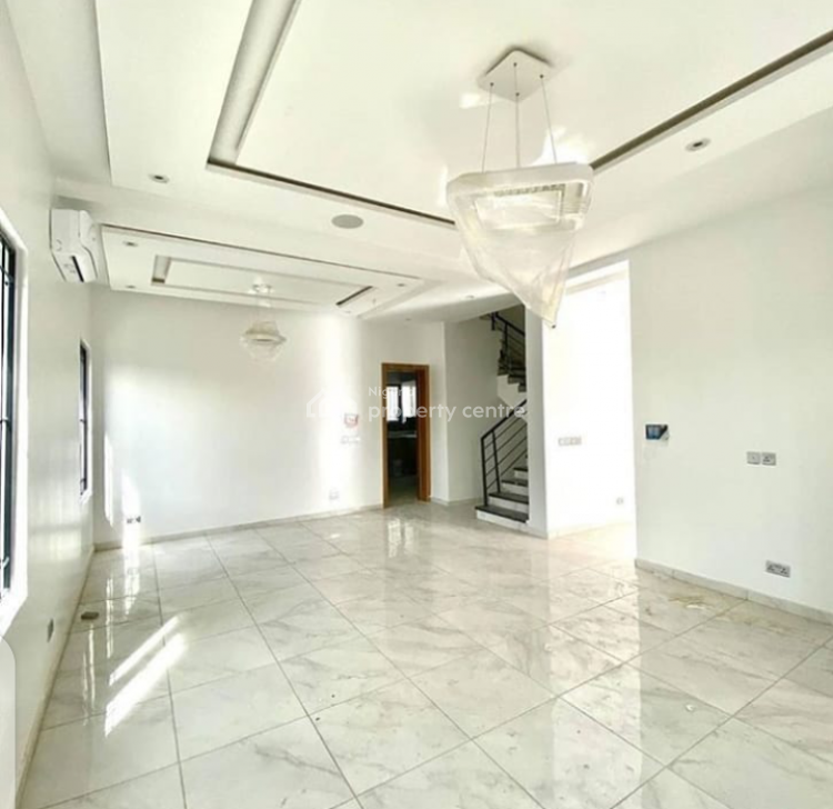 4 Bedroom Terraced Duplex, Chisco, Ikate, Lekki, Lagos, Terraced Duplex for Sale