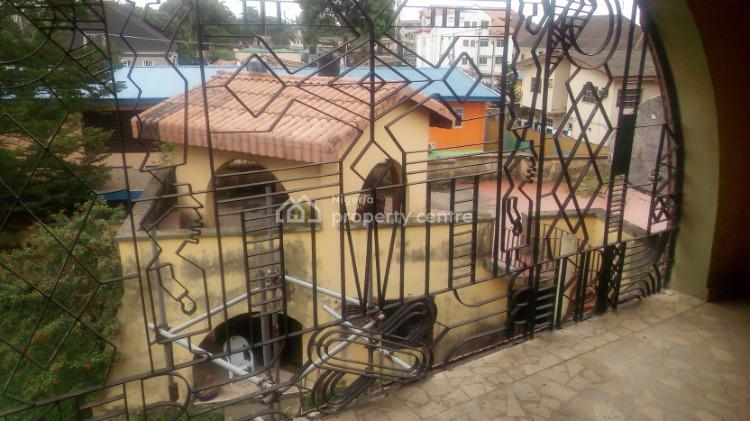 Magnificently Built 8 Bedrooms Detached House, Akinola Cole, Adeniyi Jones Avenue, Ikeja, Lagos, Detached Duplex for Sale