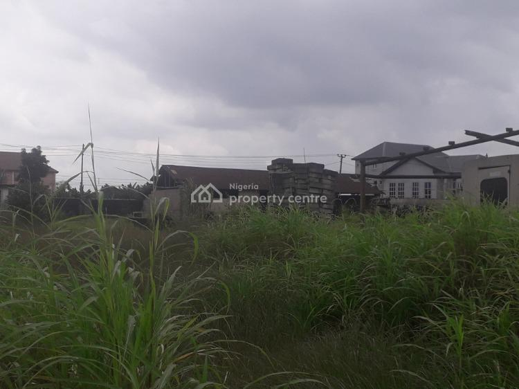Construction Company Yard, Off East West Road By Eleme Junction, Port Harcourt, Rivers, Factory for Sale