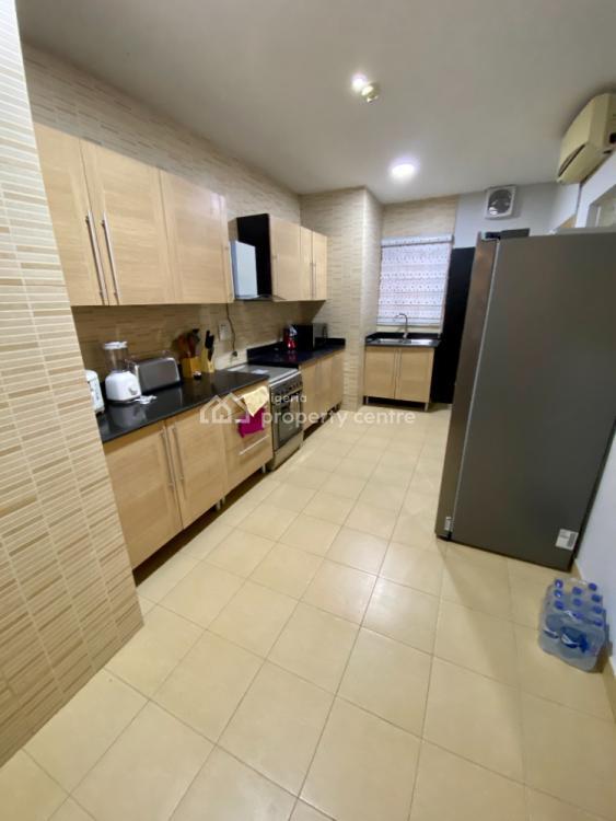 Exquisite 4 Bedrooms Maisonette, Osborne, Ikoyi, Lagos, House for Sale