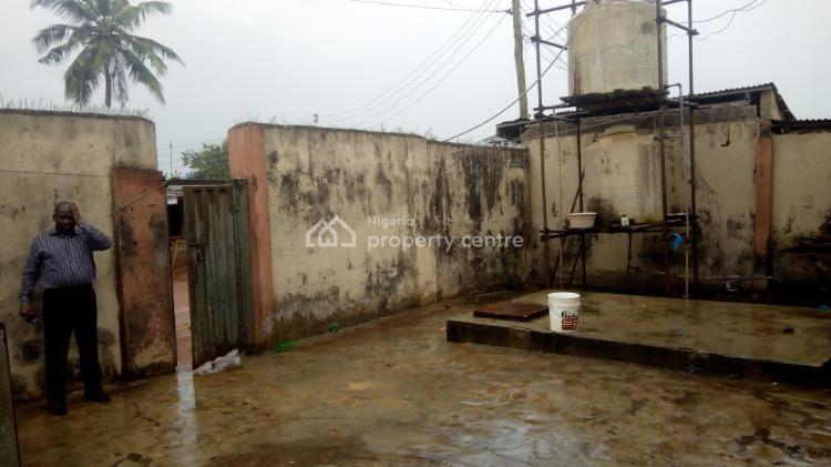Block of 4 Nos 3 Bedrooms and Tenement Bungalow on 2 Plots, Bolaji Olaniyan Street, Off Ago Shasha, Alakuko, Ifako-ijaiye, Lagos, Block of Flats for Sale