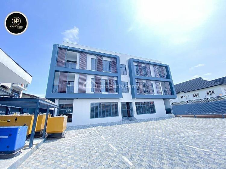 Lovely Built 3 Bedroom Flat, Lekki Phase 1, Lekki, Lagos, Flat for Sale