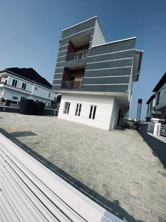 a Luxury 5 Bedrooms Fully Detached Duplex with a Bq + Pool + Cinema, Lekki County Estate, Ikota, Lekki, Lagos, Detached Duplex for Sale