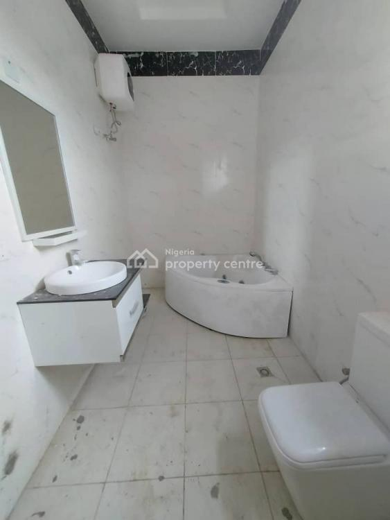 This Massive 5 Bedroom Fully Detached Duplex with Bq, Chevron, Lekki Phase 2, Lekki, Lagos, Detached Duplex for Sale