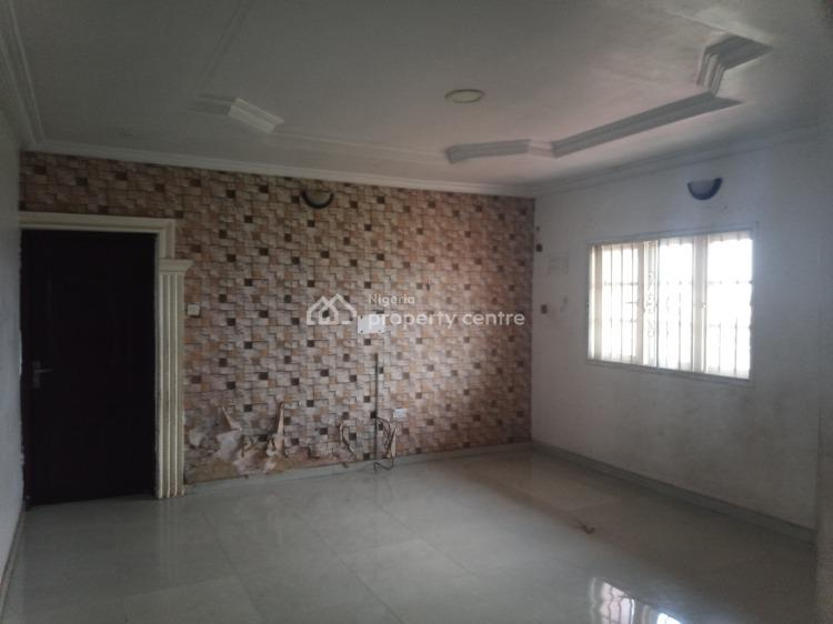 Very Clean and Decent Miniftat, Very Cheap in a Good Location, Main Elesekan Town Road, Bogije, Ibeju Lekki, Lagos, Flat for Rent