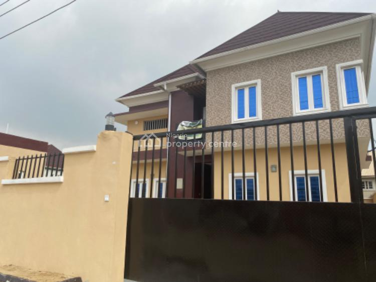 Very Spacious Five Bedrooms Detached House with Bq, Off Ologolo Road, Ologolo, Lekki, Lagos, Detached Duplex for Sale