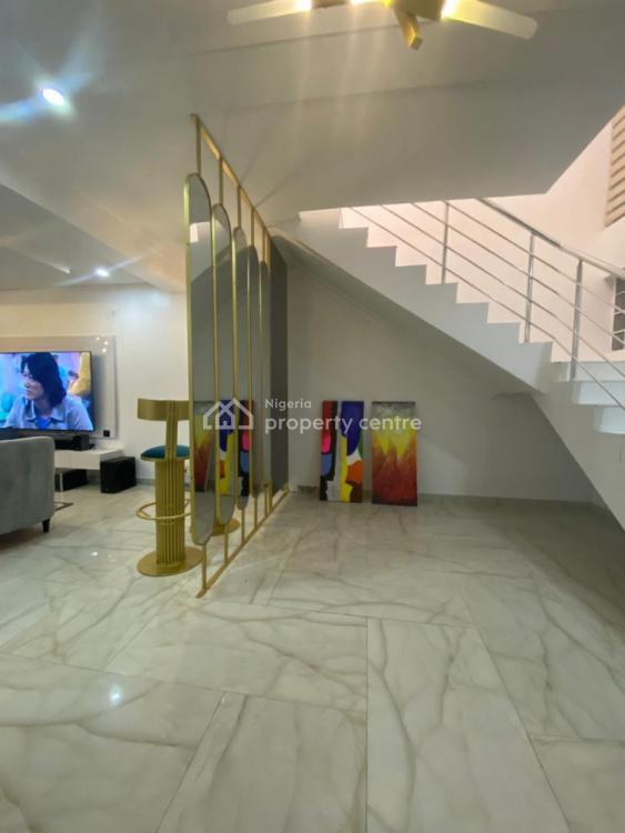 Four Bedroom Detached House, Chevron Drive, Lekki Phase 2, Lekki, Lagos, House Short Let