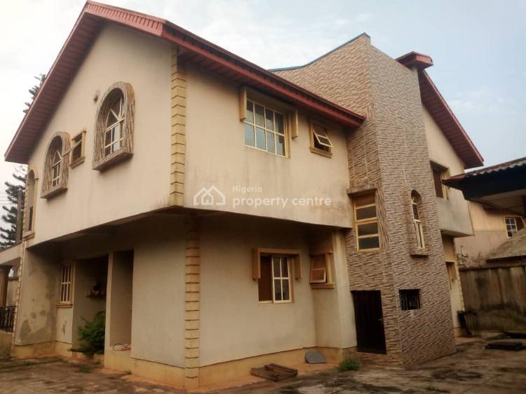a 5 Bedroom Detached Duplex with 3 Rooms Serviced Quarter, Itamaga, Ikorodu, Lagos, Detached Duplex for Sale