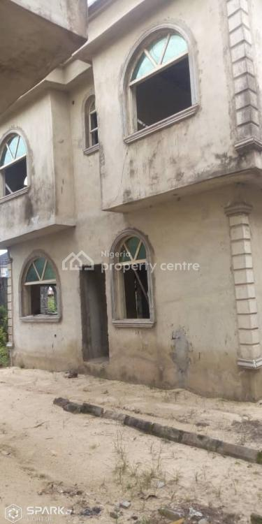 Beautiful 5 Bedroom Duplex (almost Completed), 10,victoria Oshunkoya Street, Goodness Estate, Badore, Ajah, Lagos, Detached Duplex for Rent