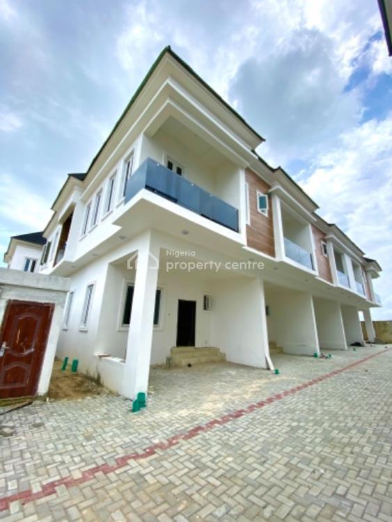 Lovely Three Bedroom Terrace Duplex, Vgc, Lekki, Lagos, Terraced Duplex for Sale