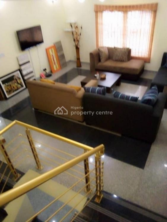 Luxury 3 Bedroom Duplex with a Penthouse, Alade Ogunewu Street, Parkview, Ikoyi, Lagos, Semi-detached Duplex Short Let