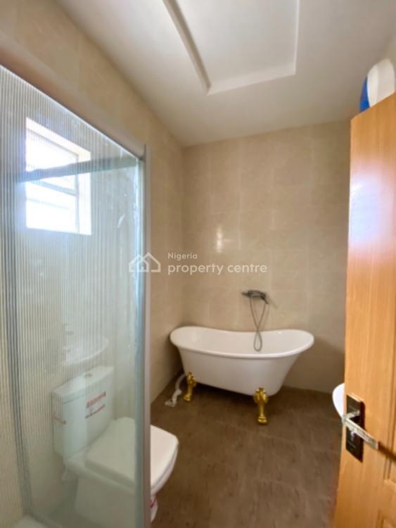 Brand New Four Bedroom Detached Duplex with Bq, Thomas Estate, Ajah, Lagos, Detached Duplex for Sale