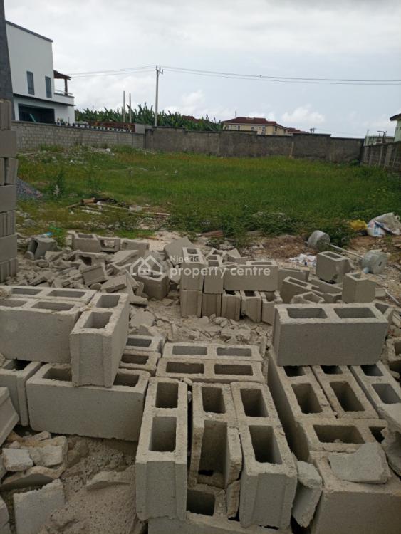 Prime 780sqm   Plot, Melrose Park, Beside  Vgc, Ikota, Lekki, Lagos, Residential Land for Sale