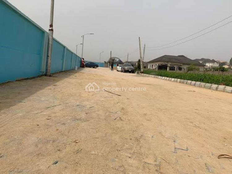 Commercial Land with Excision, Yellow Land Court Orimedu Town, Orimedu, Ibeju Lekki, Lagos, Commercial Land for Sale