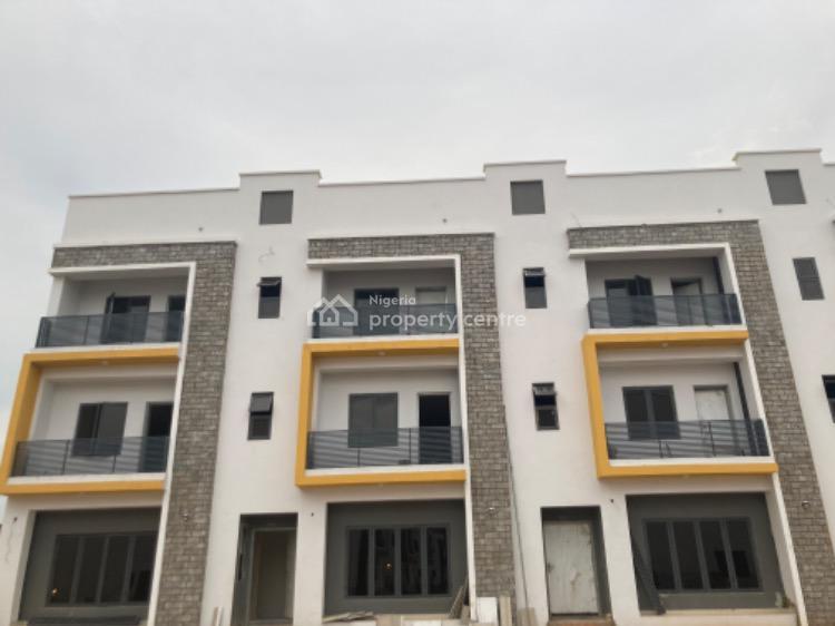 Luxury 4 Bedrooms Terraced Duplex, Utako, Abuja, Terraced Duplex for Sale
