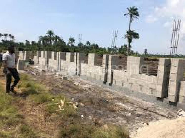 Residential Land with Governors Consent, Commercial Court Yard Orimedu Town Along Free Trade Zone, Orimedu, Ibeju Lekki, Lagos, Residential Land for Sale
