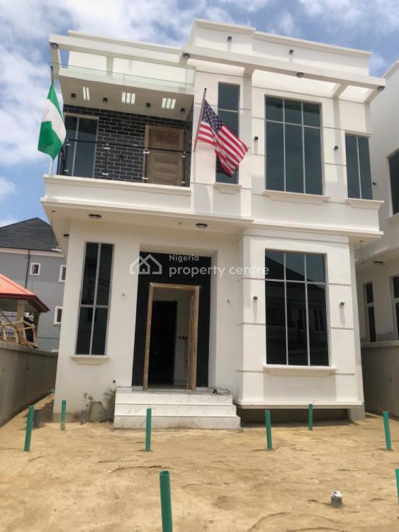 Luxurious 5 Bedrooms Detached Duplex, Off Circle Mall, Shoprite Road, Jakande, Lekki, Lagos, Detached Duplex for Sale