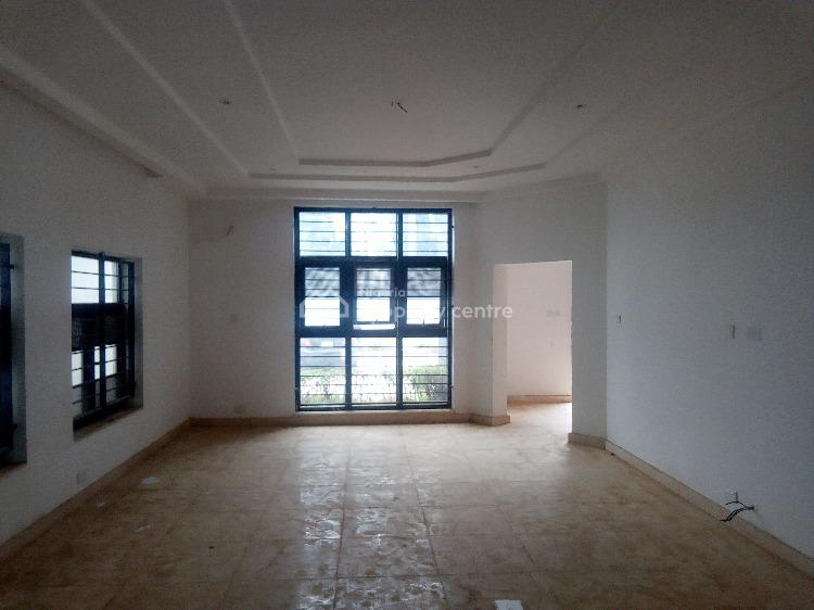 Luxury 4 Bedrooms Terraced Duplex with a Room Bq, Off Ademola Adetokunbo Crescent, Wuse 2, Abuja, Terraced Duplex for Rent