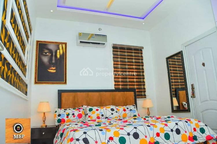Fully Furnished and Luxury 2 Bedrooms Terrace Duplex, County Estate, Lekki, Lagos, Terraced Duplex Short Let
