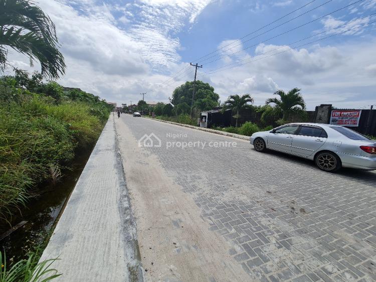 Commercial (acres) 6 Plots, Monastery Road, Sangotedo, Ajah, Lagos, Warehouse for Rent