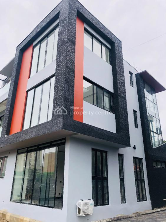 Luxury Newly Built 5 Bedroom Detached House in a Gated Estate, Off Glover Road, Ikoyi, Lagos, Detached Duplex for Rent