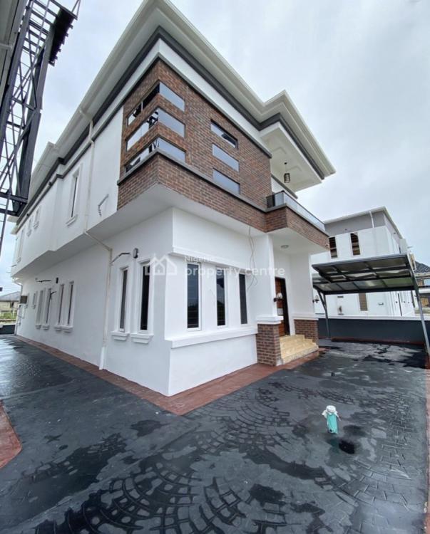 Luxury Massive 4 Bedroom Detached Duplex with Bq, Lekki County Homes, Ikota, Lekki, Lagos, Detached Duplex for Sale