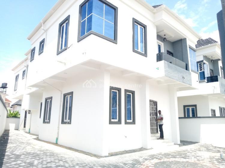 Brand New Tastefully Finished 5 Bedroom Fully Detached Duplex, Agungi, Lekki, Lagos, Detached Duplex for Sale